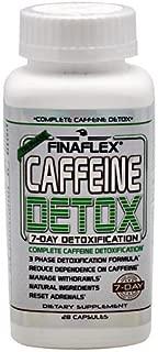 Caffeine Detox, All-Encompassing Caffeine Detoxification Formula, Metabolize Caffeine and Other Stimulants, Reduce Caffeine Levels in Body, Manage Withdrawl Symptoms, 1 Week Formula