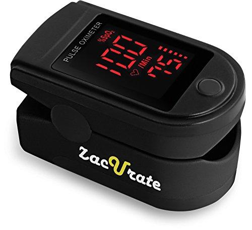 Oxymètre de Pouls Zacurate Pro Series CMS 500DL