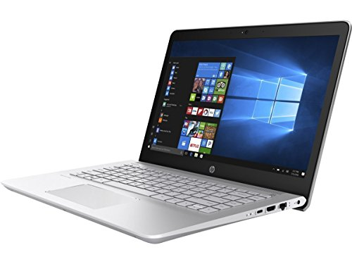 "HP Pavilion 14"" HD Notebook , Intel Core i5-7200U Processor up to 3.10 GHz, 8GB DDR4, 1TB Hard Drive, No DVD, Webcam, Backlit Keyboard, Bluetooth, Win 10"