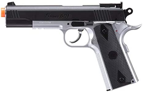 New York Mall Lancer Tactical Max 52% OFF WG Sport 601 1911 Color Si Airsoft Spring Pistol