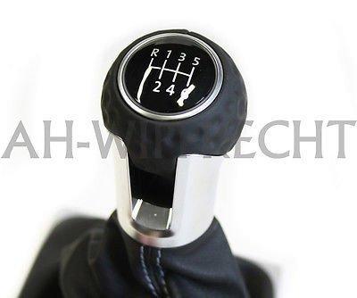 Original NEU Original GTD Knauf Golf 7 Schaltknauf Tuning Golfball Schalthebel Golf 7 TSI