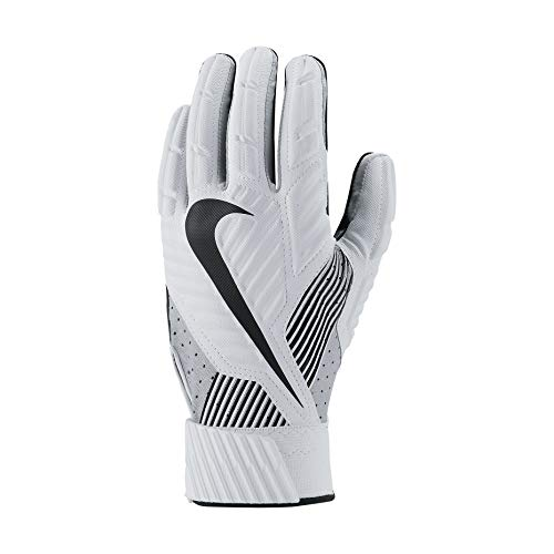 Nike Mens D-Tack (Defensive Lineman) 5.0 Football Gloves (Large)