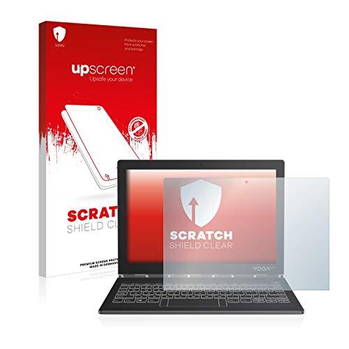 upscreen Schutzfolie kompatibel mit Lenovo Yoga Book C930 10.8