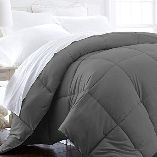 Beckham Hotel Collection 1600 Series - Lightweight - Luxury Goose Down Alternative Comforter - Hotel...