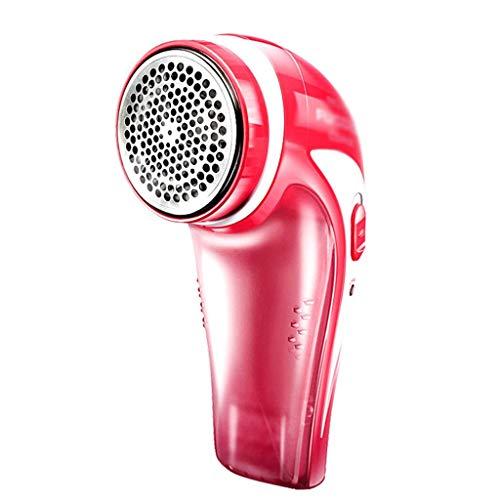 SHYPT Rojo máquina de Afeitar, máquina de Afeitar del removedor de la Pelusa de la Tela de la Hoja de Acero Inoxidable Hojas de Afeitar de la Pelusa de la Pelusa Defuzze Quitar
