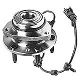 Detroit Axle - Front Wheel Bearing Hub Assembly for Chevy Trailblazer Isuzu...