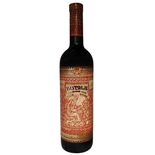Pastoral Rotwein süß 16% vol. 0,75L moldawischer roter Wein Cabernet Sauvignon Likörwein red wine