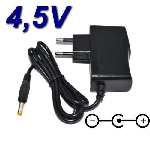 TOP CHARGEUR * Netzteil Netzadapter Ladekabel Ladegerät 4.5V für Tragbares Radio Sony ICF-404L / CD-Player Sony Walkman D-EJ011