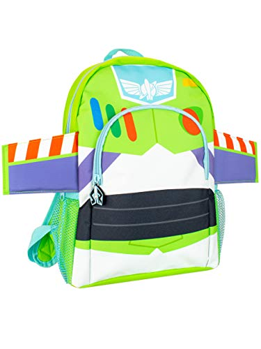 Disney Kids Backpack Toy Story Buzz Lightyear Green