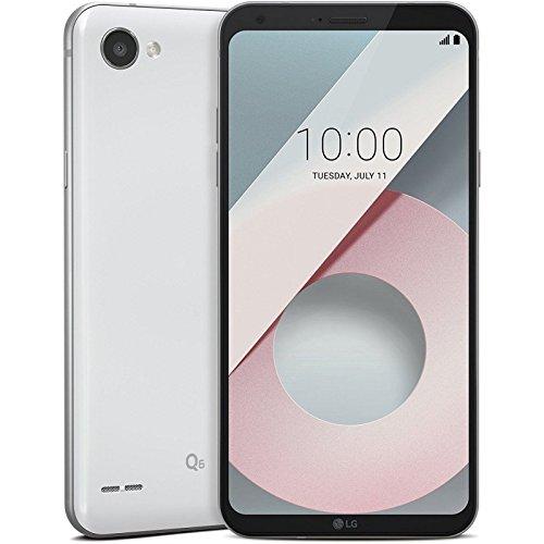 "LG Q6 Mystic M700N - Full HD 5,5"" - Octacore 1.4GHz - 3GB Ram - 32GB Almacenamiento - Blanco"