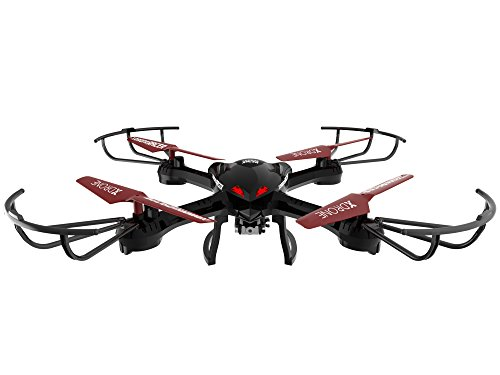 XDRONE Racer FPV Stream Video Drone with Camera - 5.8GHz LCD Screen - Pro RC Quadcopter for Kids, Adults and Beginner