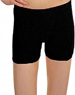 Niñas Neón Elástico Hot Pants Pantalones cortos Gimnasio Danza tutú Pantalones Cortos Edad: 5 – 12 años