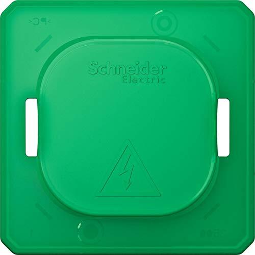 Merten MEG3900-0000 Schmutzabdeckung für Schalter und Steckdosen, grün