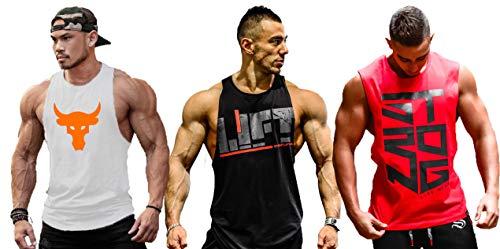 JUARI BE A GENTLEMEN Men's Vest (Pack of 3) (VEST...