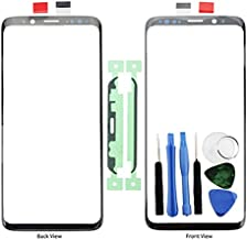 BisLinks for Samsung Galaxy S9 Front Outer Glass Screen Lens Replacement Adhesive + Tools