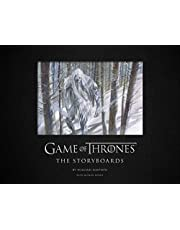 Game Of Thrones. The Storyboards