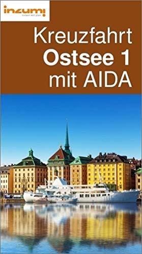 Reiseführer Kreuzfahrt Ostsee 1 mit AIDA - Buch u. App