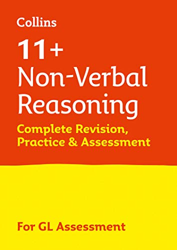 Collins 11+ – 11+ Non-Verbal Reasoning Complete Revision, Practice and Assessment...