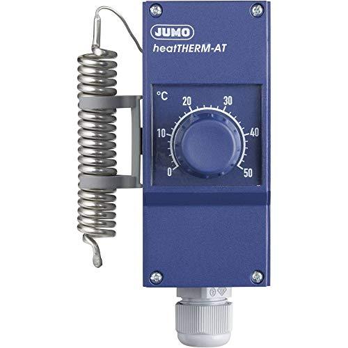 Jumo TR-60/60003192 temperatuurregelaar 0-50 °C (l x b x h) 70 x 80 x 120 mm