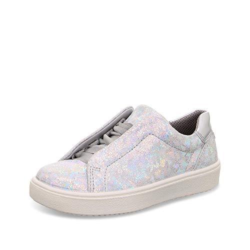 Superfit Mädchen Heaven Sneaker, Silber (Metallic Silber 95), 38 EU