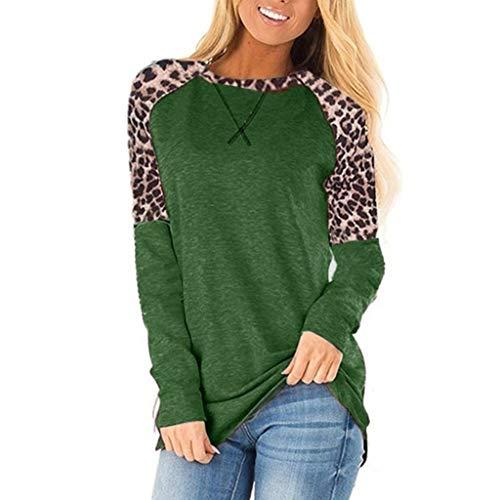 aihihe Womens Long Sleeve Tunic Tops Pullovers Sweatshirt Merry Christmas Letter Plaid Print Blouses T-Shirt Tees