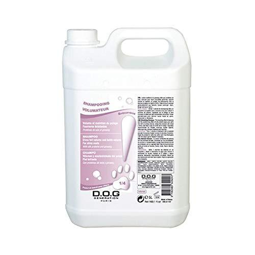 Dog Generation – Shampooing VOLUMATEUR 5