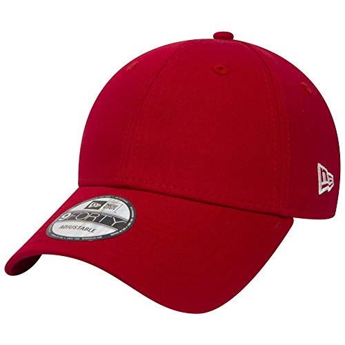 New Era 9Forty Adjustable Cap - NE Flag Rouge