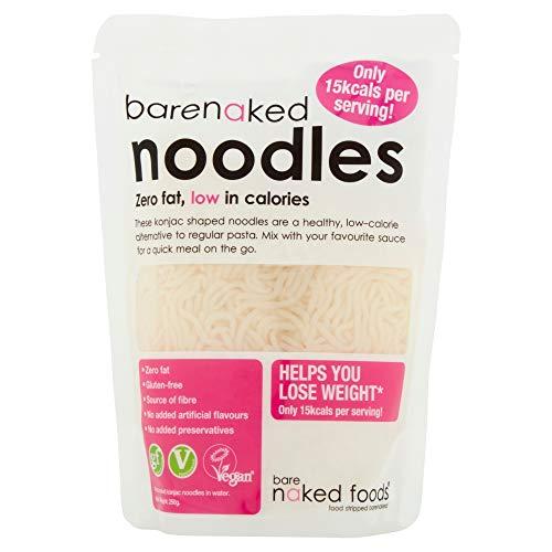 Barenaked Foods Noodles, 6 x 380g