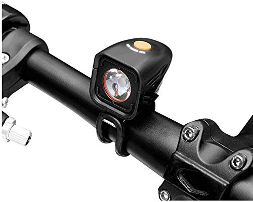 HSWYJJPFB Bicycle Accessories Bike Accessories LED Bike Lights Super Bright,Power Display,4 Lighting Modes,for Road & Mountain