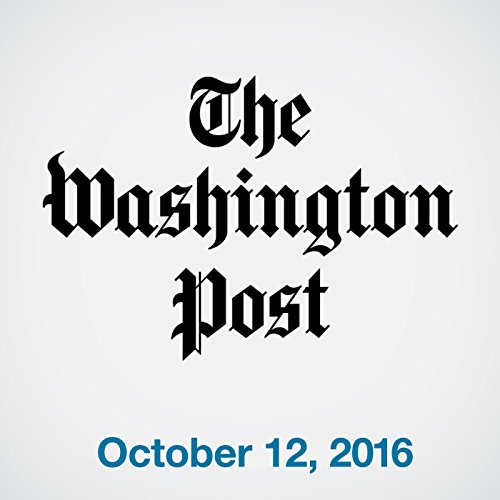 Top Stories Daily from The Washington Post, October 12, 2016 copertina
