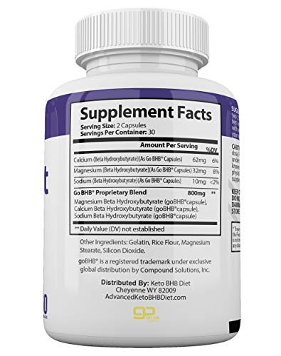 (2-Pack) Keto Fast Diet Pills BHB Advanced Ketogenic Keto Fast Burn Ultra Weight Management Capsules 700mg Pure Keto Fast Supplement for Energy, Focus Boost Exogenous Ketones for Rapid Ketosis 3