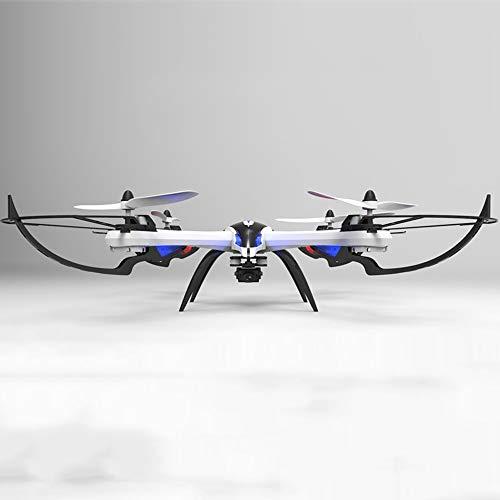 ELVVT RC 5.0MP HD Cámara granangular HD Tarantula Drone con UAV Profesional RC Quadcopter Helicóptero de una Sola tecla Despegue/Aterrizaje Juguete Cumpleaños niños y Adultos