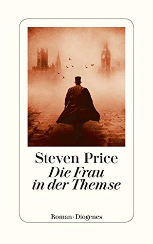 Buchseite und Rezensionen zu 'Die Frau in der Themse' von Steven Price
