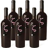 Vino Rosato IGT Calabria 6 Bottiglie da 0,75l Abbinamenti: Piatti a base di pesce e carni bianche