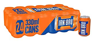 IRN-BRU Fizzy Drink Cans, 330ml (Pack of 24) (B0048F1VT2) | Amazon price tracker / tracking, Amazon price history charts, Amazon price watches, Amazon price drop alerts