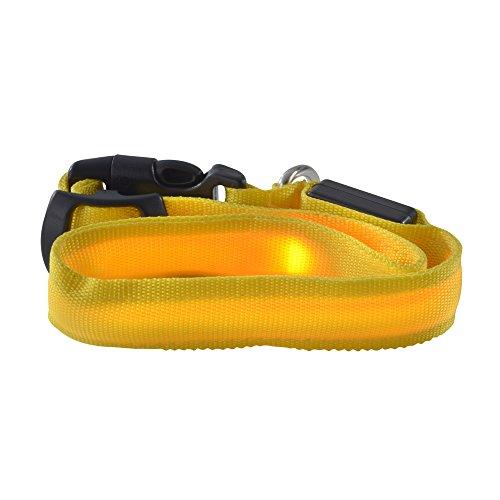 Ultron LED-lampen, nylon, niet aanwezig, 0 W, geel, 38-61 cm