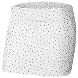 Nike Junior's Dry Print Skirt 2020 (White, Medium)