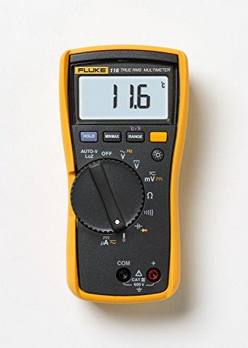 Fluke 116/323 HVAC Multimeter and Clamp Meter Combo Kit