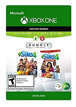 The Sims 4 - Plus Cats and Dogs - Xbox One [Digital Code]