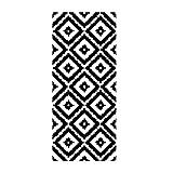 Fupeiwen Papel Pintado Autoadhesivo Pegatinas de Pared Extraíbles, para Restaurar Gabinetes, Paredes de Cajones, Muebles, Película de Vinilo Impermeable de PVC (53 cm x 122 cm),D