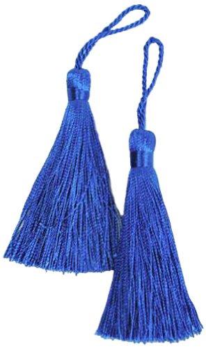 Expo Fiber Tassel Royal Blue 2-Pack