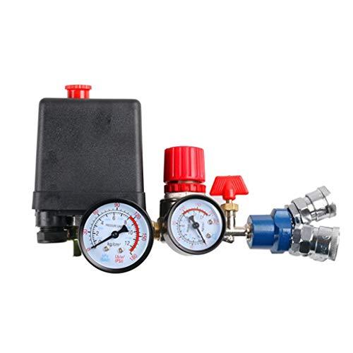 perfk Válvula de Presión de Interruptor de Presión de Compresor de Aire de Cuatro Tipos - modelo 3
