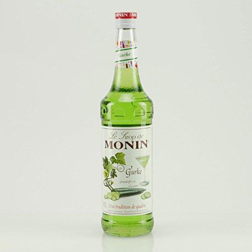 Monin Gurken Sirup - 1+8 - 0,700L