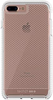 Tech21 evo check cover for the iPhone 7 Plus - transparent