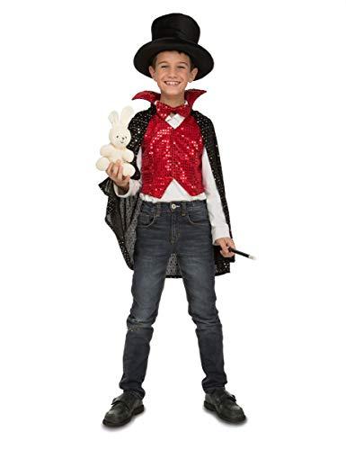 My Other Me Me-204134 Disfraz Yo quiero ser mago, 5-7 años (Viving Costumes 204134)