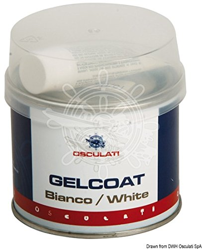 Osculati Gelcoat Bianco 4 in 1 4-in-1 White gelcoat