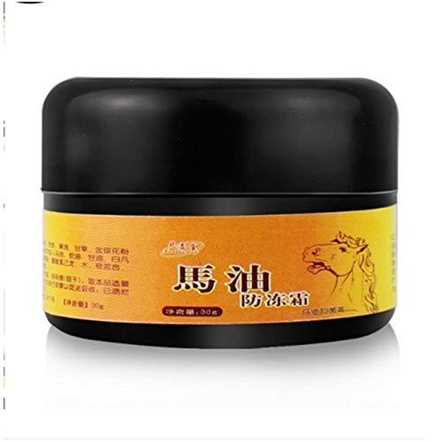 Horse Oil Foot Cream, crema para pie de atleta con ungüento de caballo, aceite reparador de pies contra la picazón, humectante, crema para pies, humectante reparador de piel anti-rozaduras