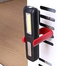 BAJIE Zaklamp Usb Oplaadbaar Led-zaklamp Werklamp Statief Zaklamp Cob Lanterna Magneethaak Ingebouwde batterij Stroomweerg...