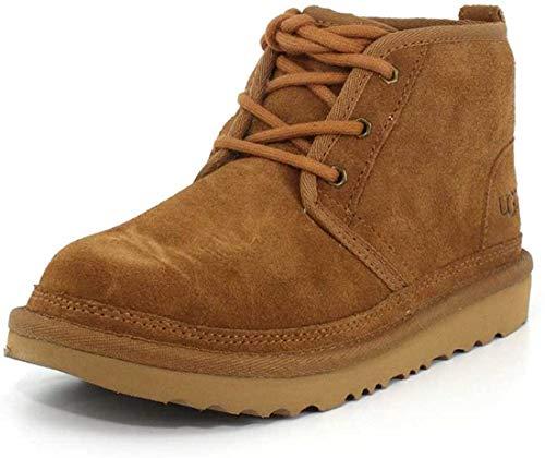 UGG Kids' Neumel II Boot, Chestnut, 6