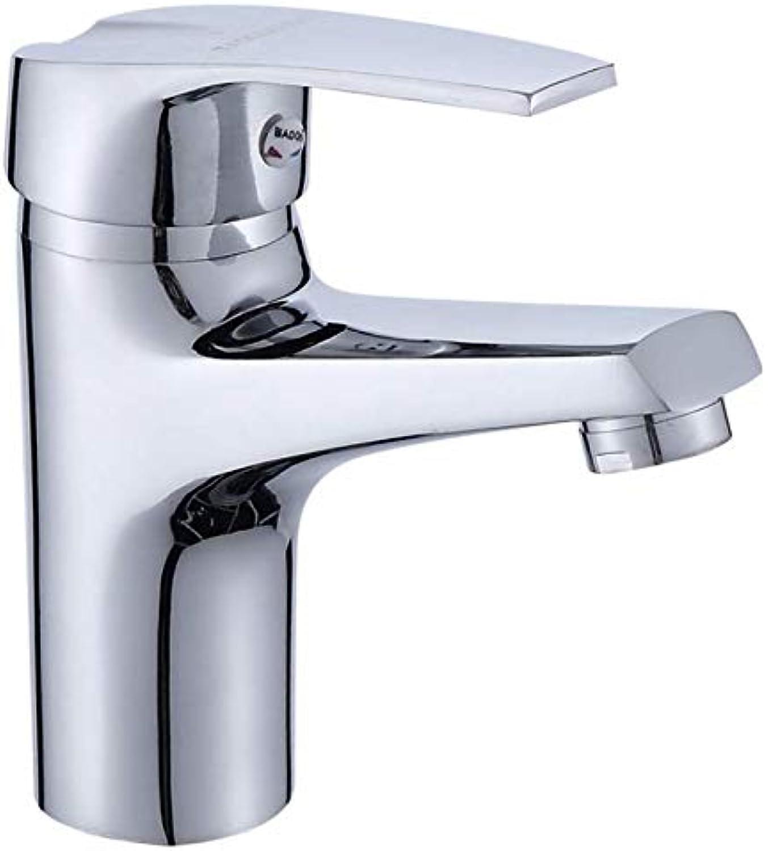 Bathroom Faucet Bathroom Washbasin Faucet Hot and Cold Single Hole Wash Basin Basin Wash Basin Home Basin Bathroom Cabinet Faucet